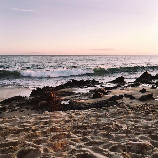 Laguna Beach sunset | A Fabulous Fete