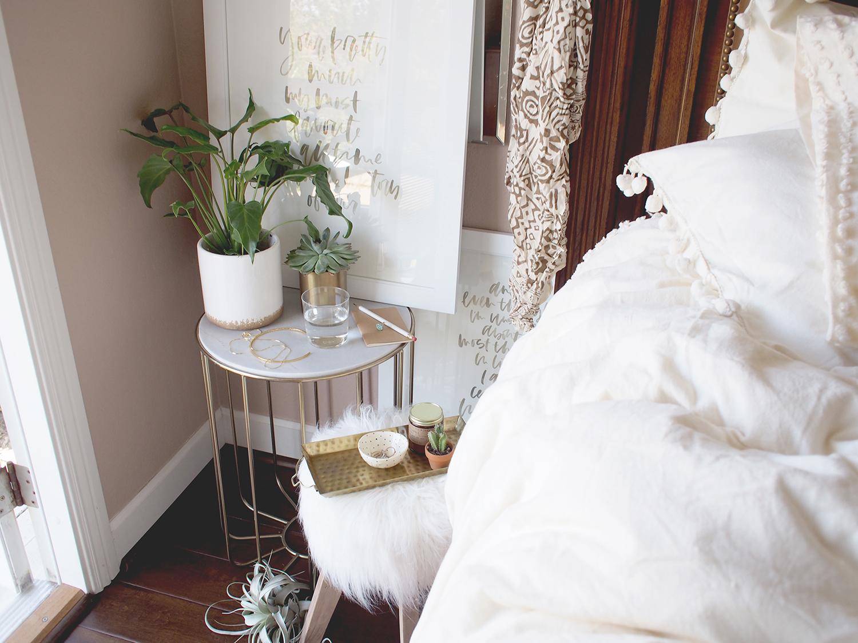 Summer bedroom update | A Fabulous Fete