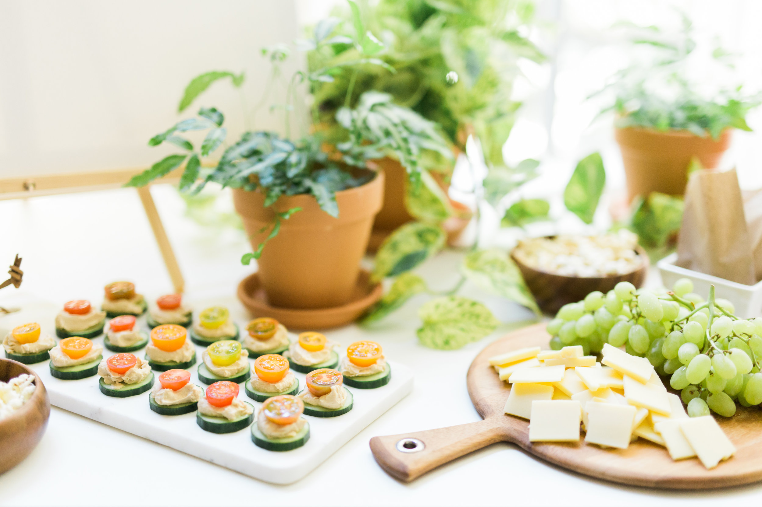 Easy happy hour snack ideas | A Fabulous Fete
