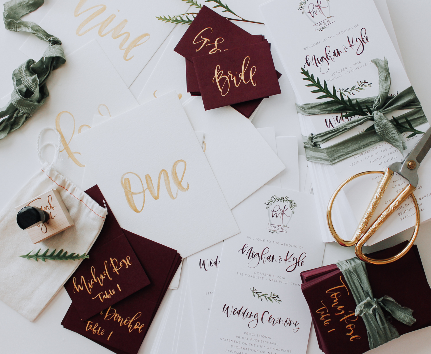Day of Stationery | A Fabulous Fete