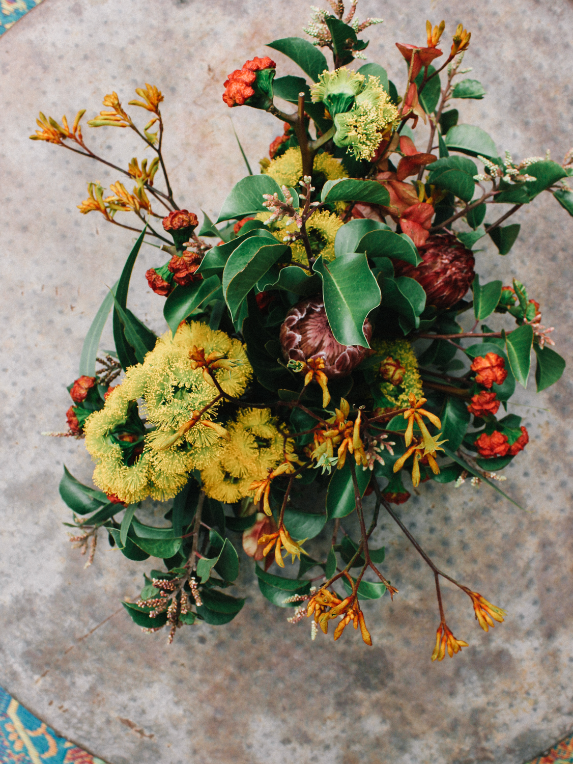 Outdoor fall flower arrangments by Tigers to Lilies | A Fabulous Fete