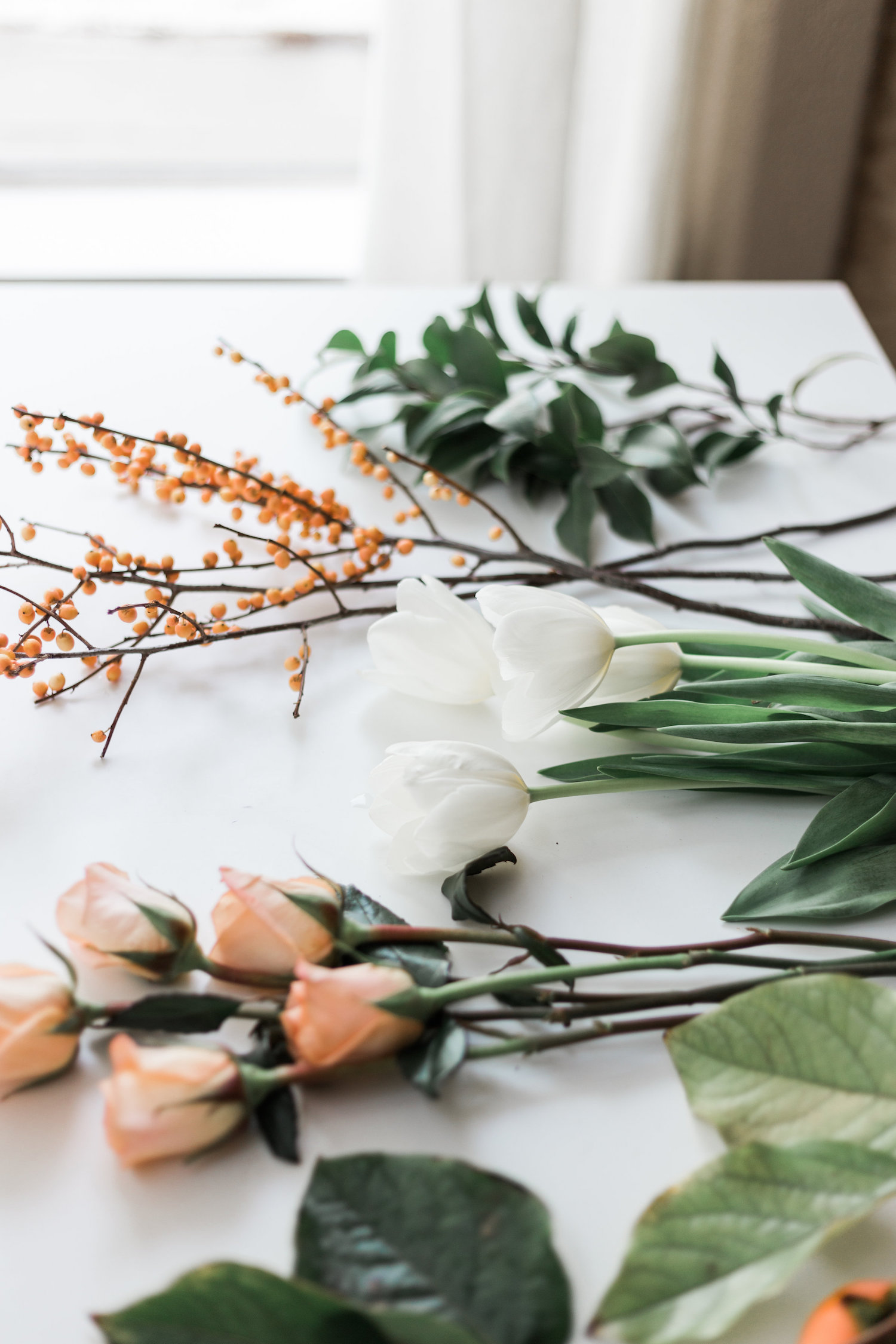 Roses and tulips | A Fabulous Fete
