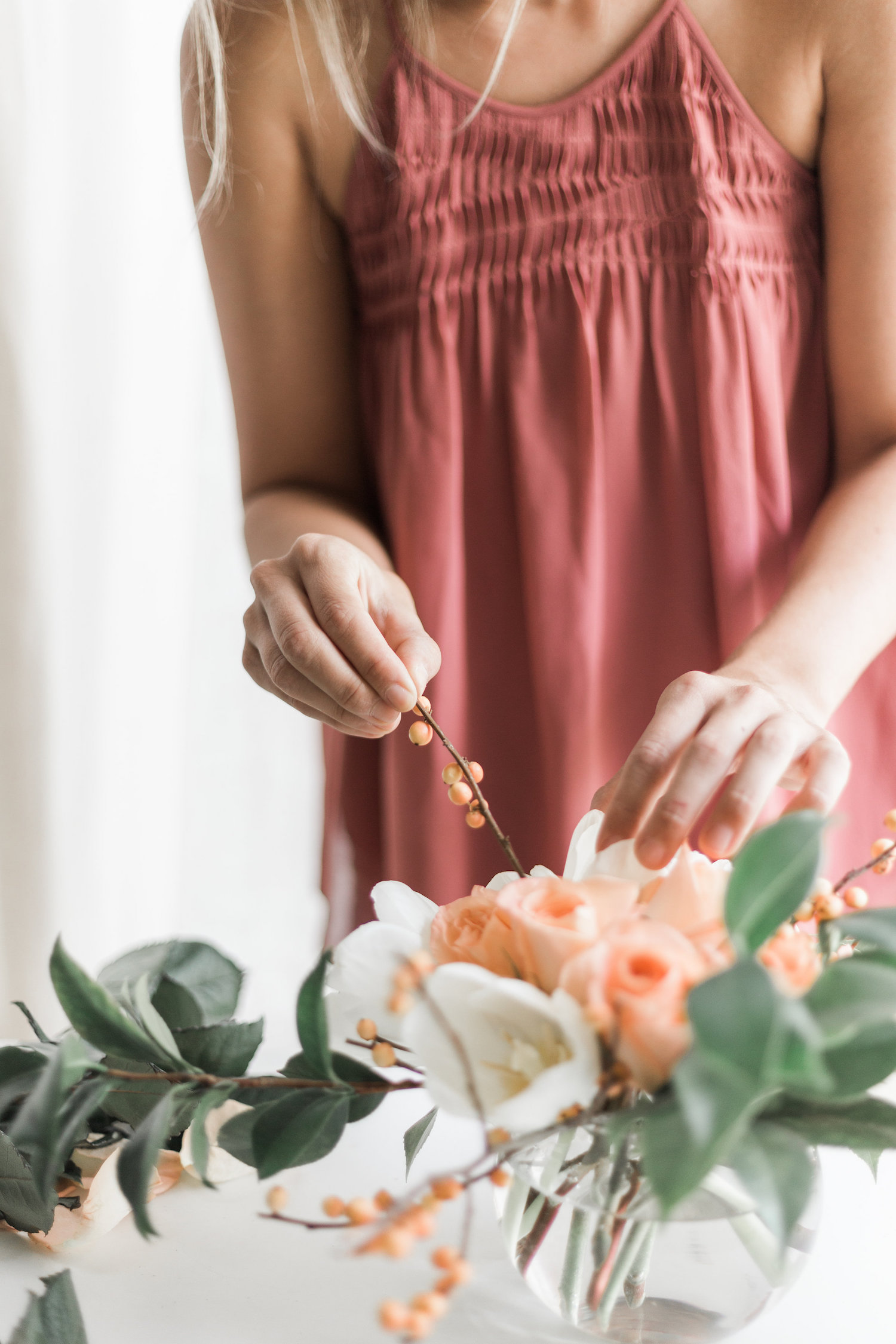 Tips for taking a flower arrangement from basic to festive this season | A Fabulous Fete