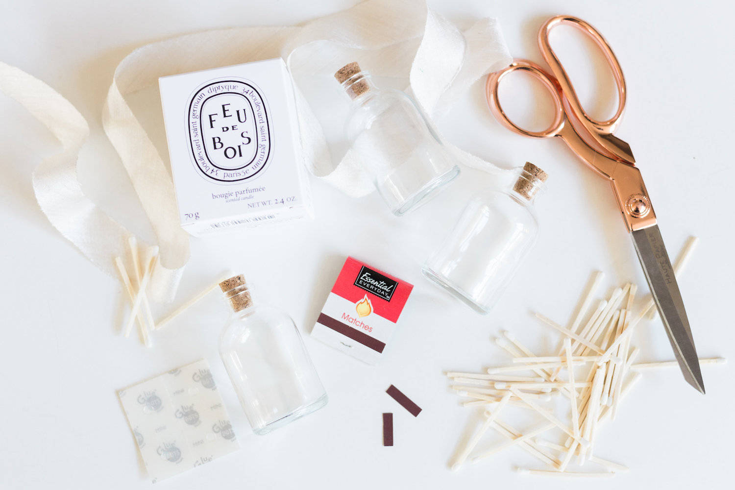 Supplies for this DIY holiday gift | A Fabulous Fete