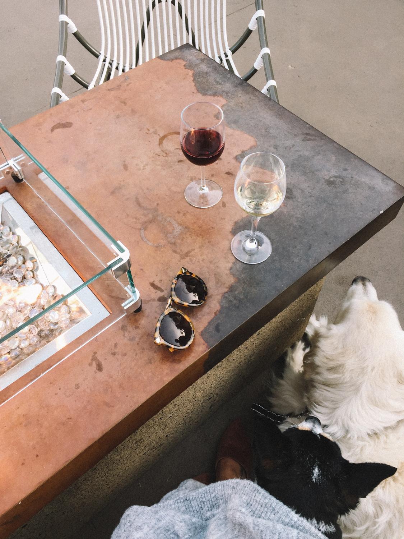 Winter nights wine tasting | A Fabulous Fete
