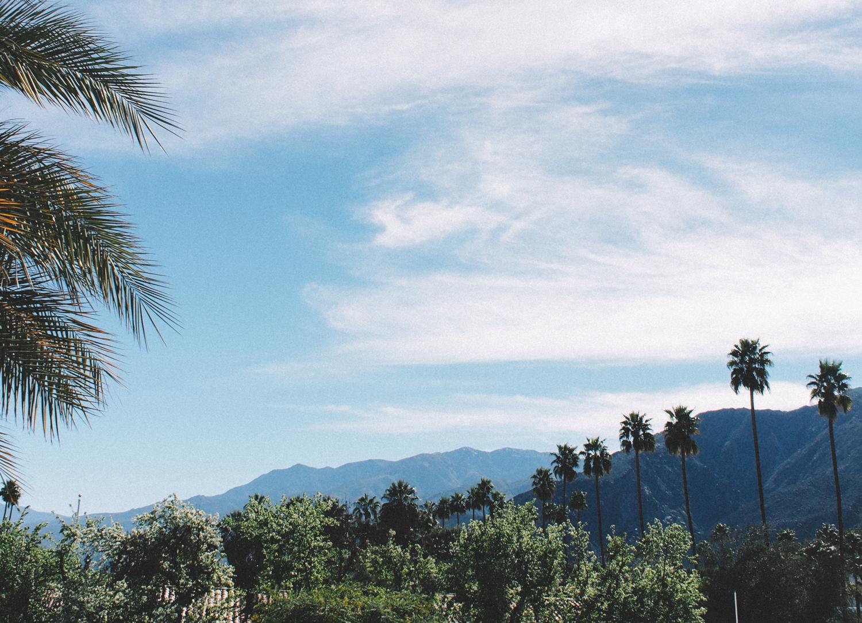 Palm Springs Mountain View | A Fabulous Fete