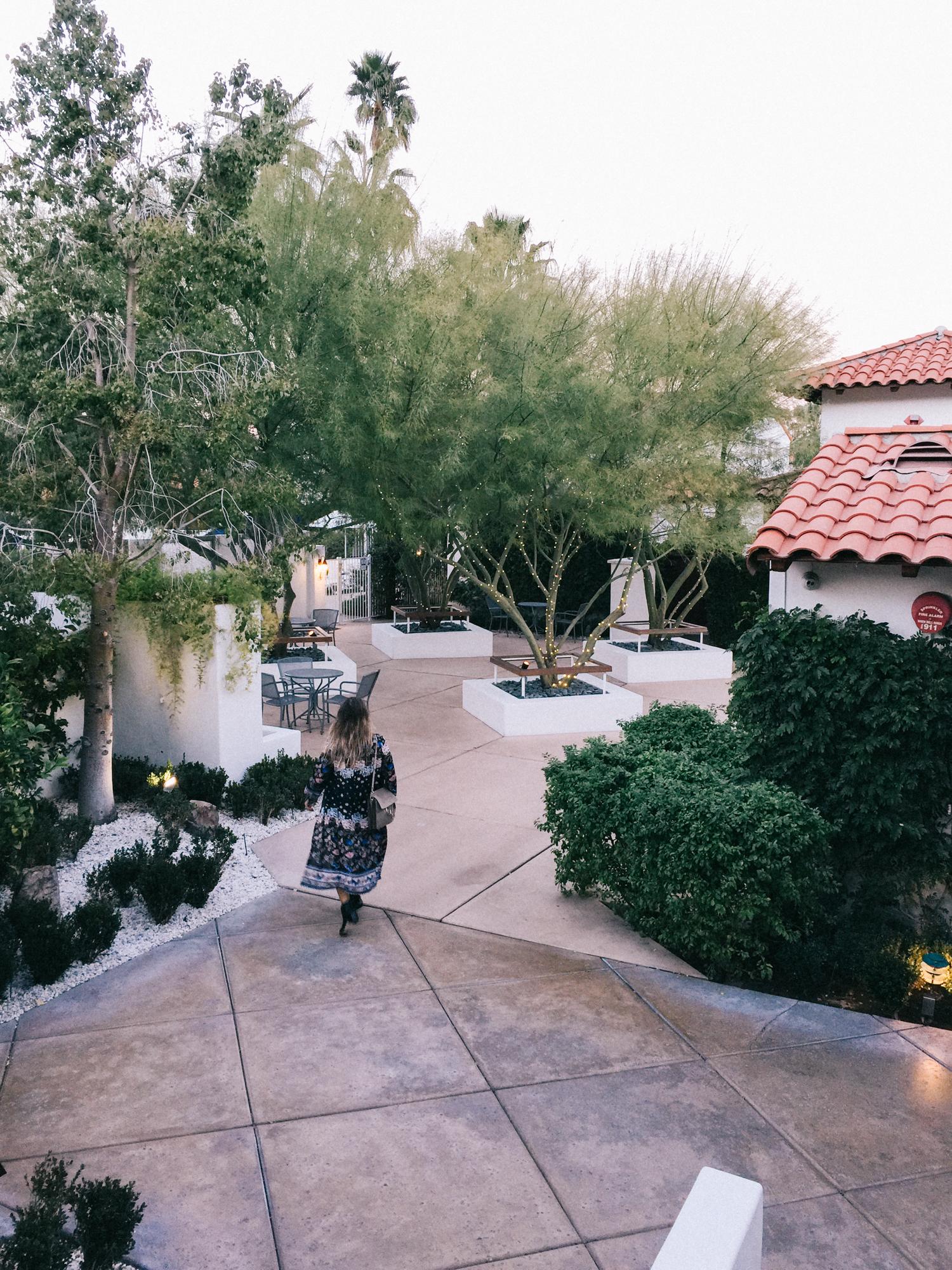 The Alcazar, Palm Springs | A Fabulous Fete