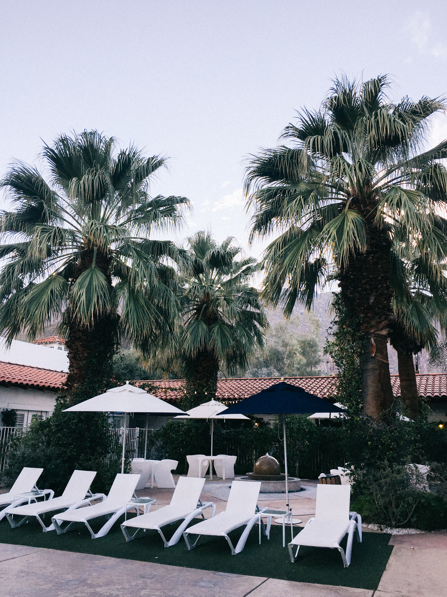 Where to lounge in Palm Springs | A Fabulous Fete