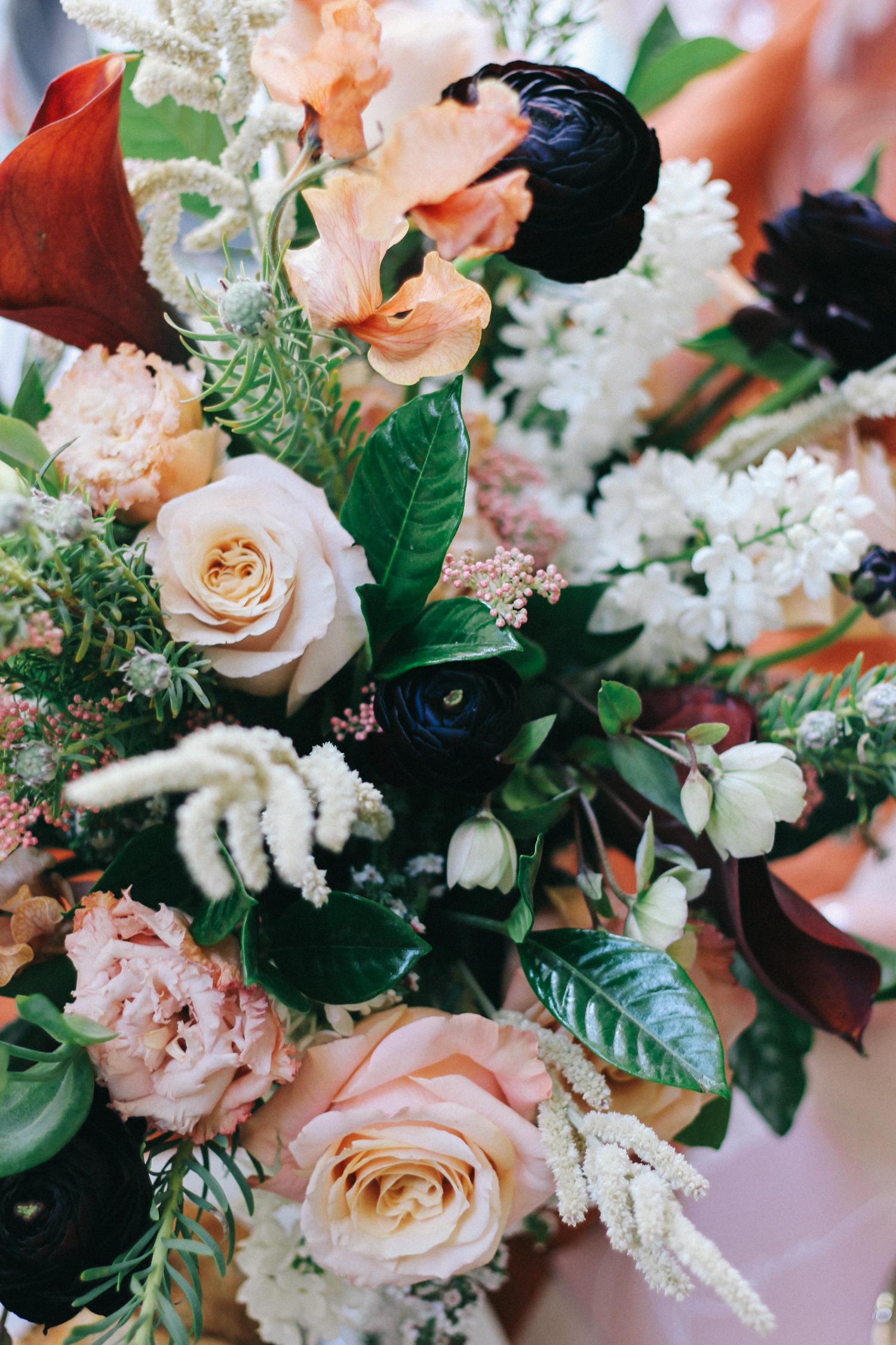 Muted Florals | A Fabulous Fete