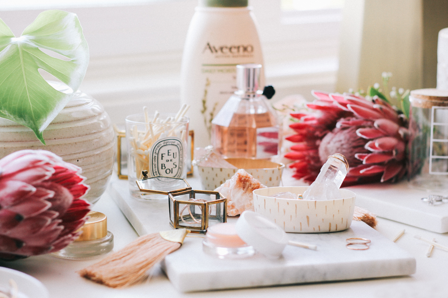 How to make a trinket dish out of your old bottles | A Fabulous Fete