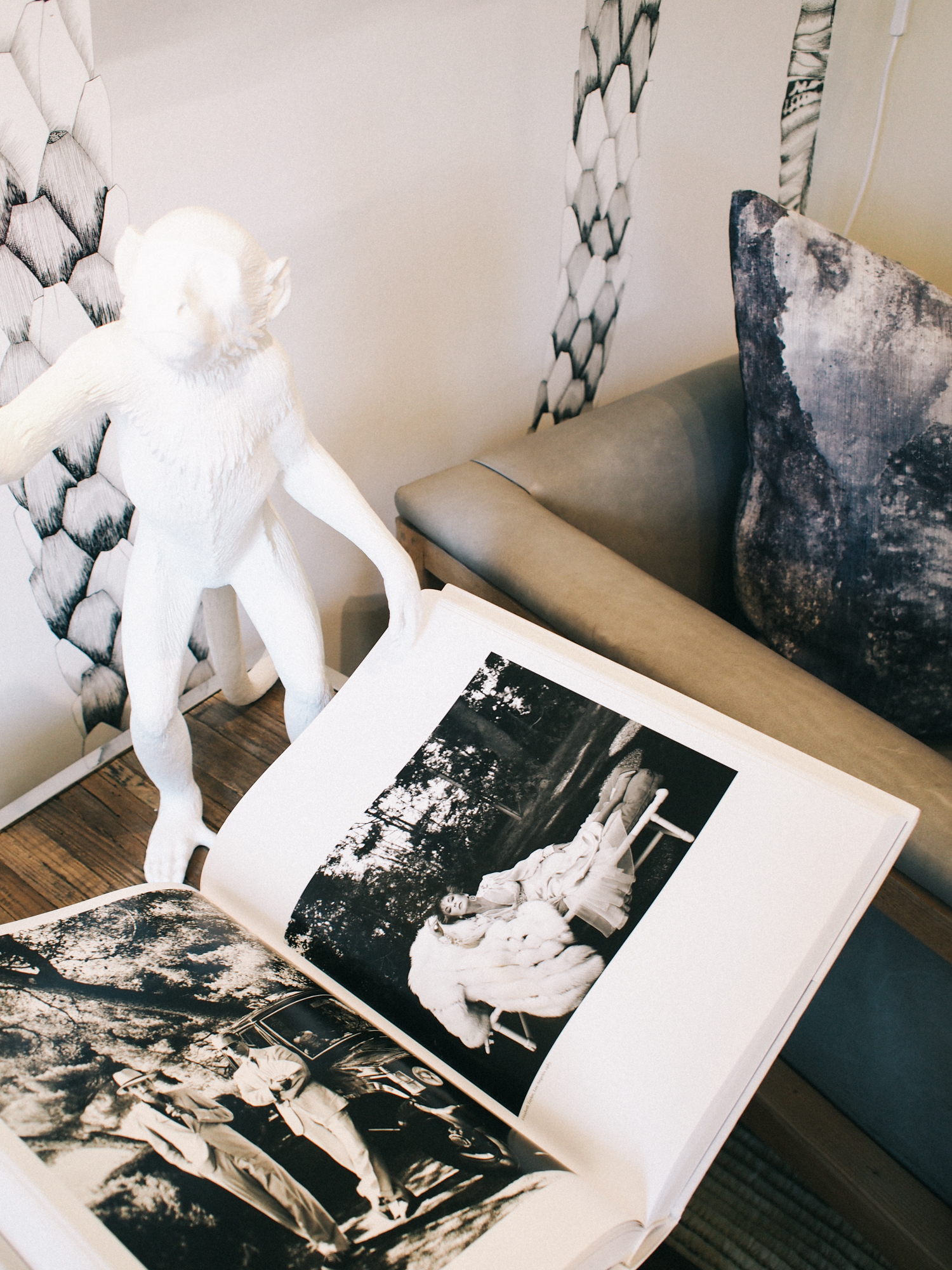 Coffee table book displays at Vertigo Home in Laguna Beach | A Fabulous Fete