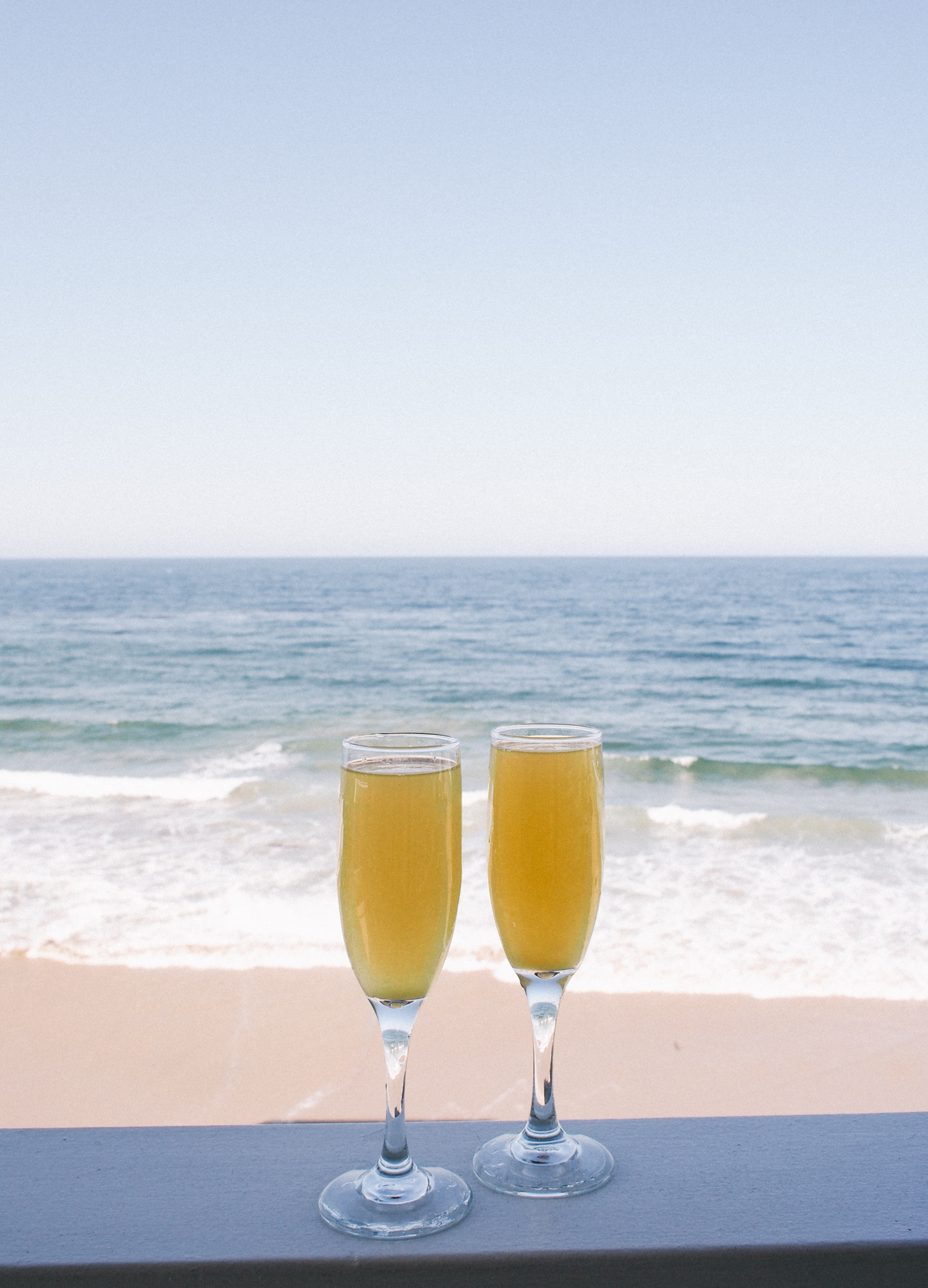 Mornings with this view are my favorite, see more of our Laguna Beach staycation on the blog | A Fabulous Fete