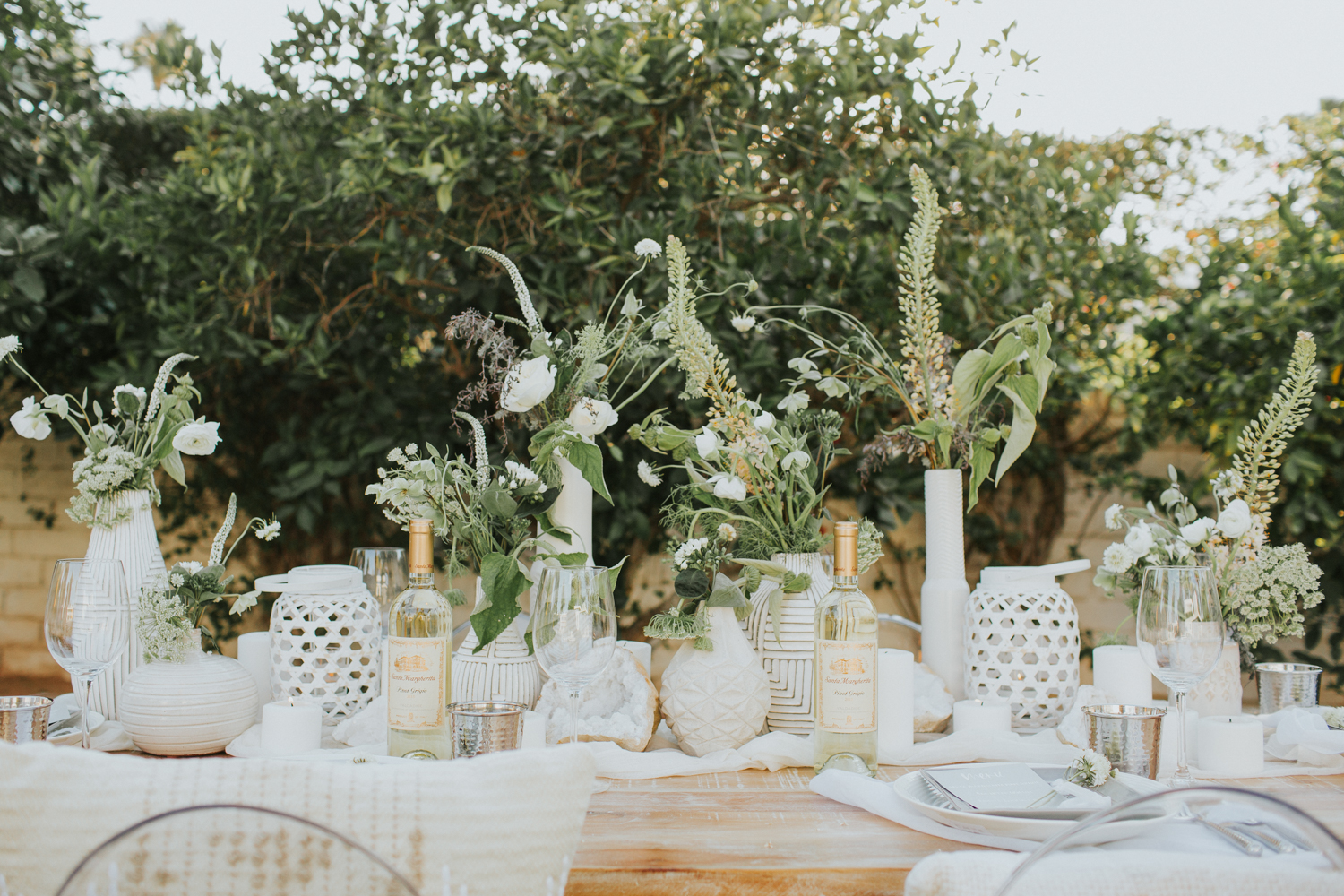 Ideas for an outdoor summer party   A Fabulous Fete