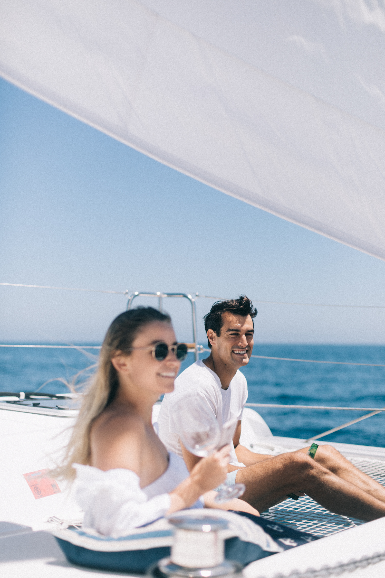 Newport to Laguna Beach sailing trip | A Fabulous Fete