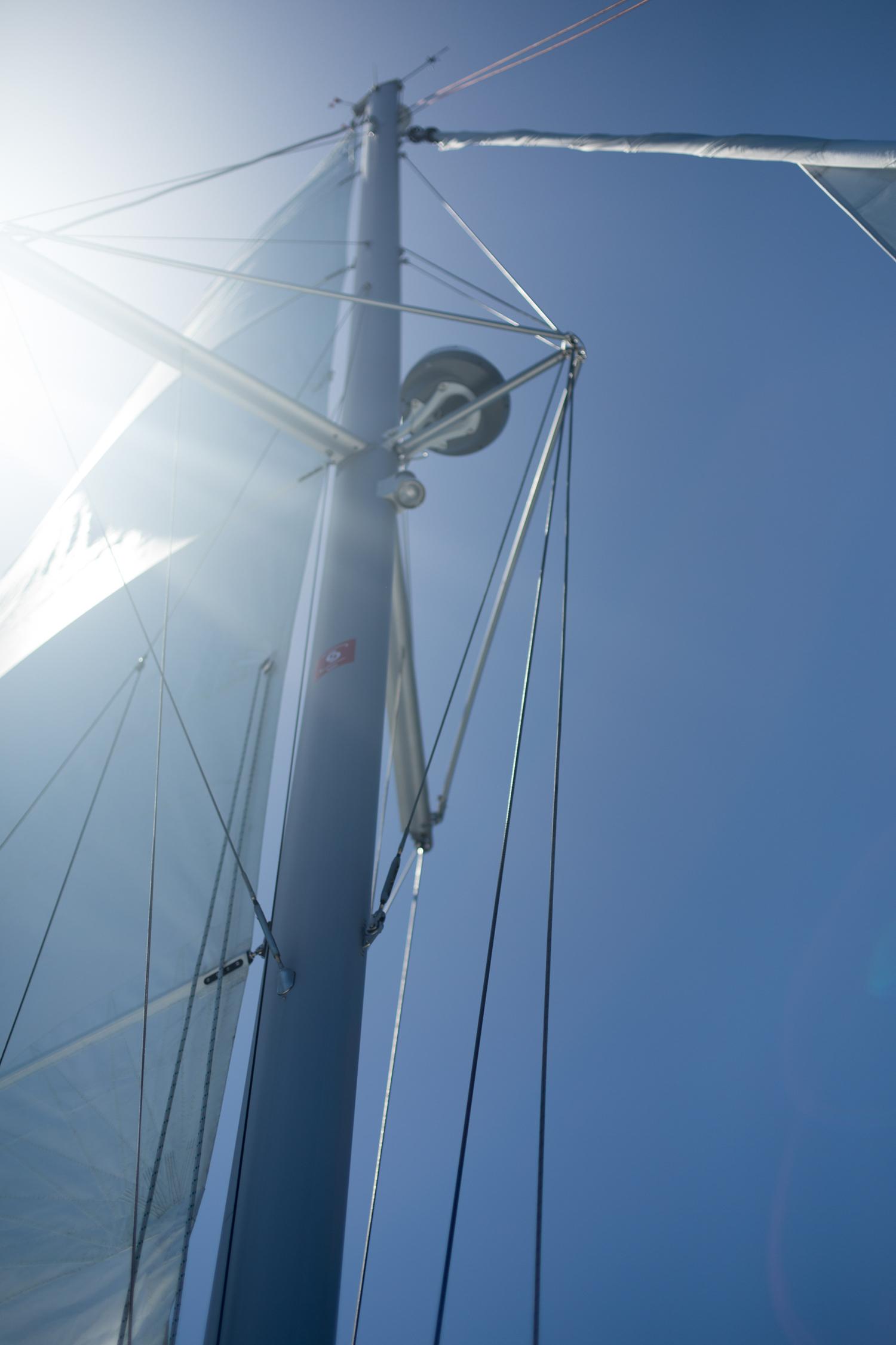 A day sailing | A Fabulous Fete