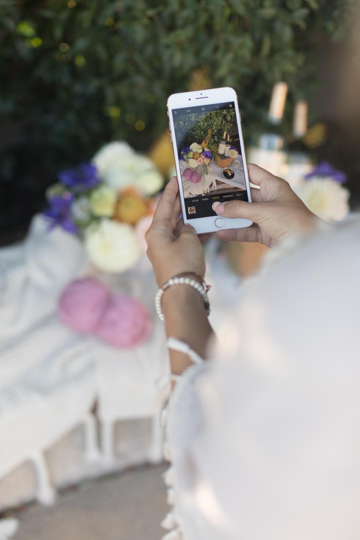 Instagram worthy girls night set up!   A Fabulous Fete