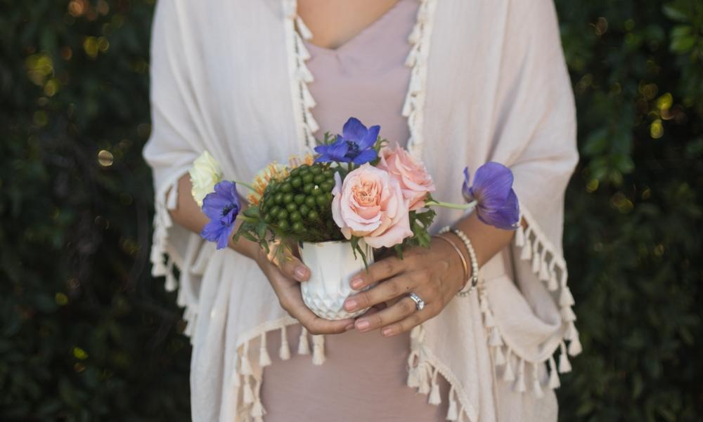 Wild arrangements by Beautiful Savage Flowers | A Fabulous Fete