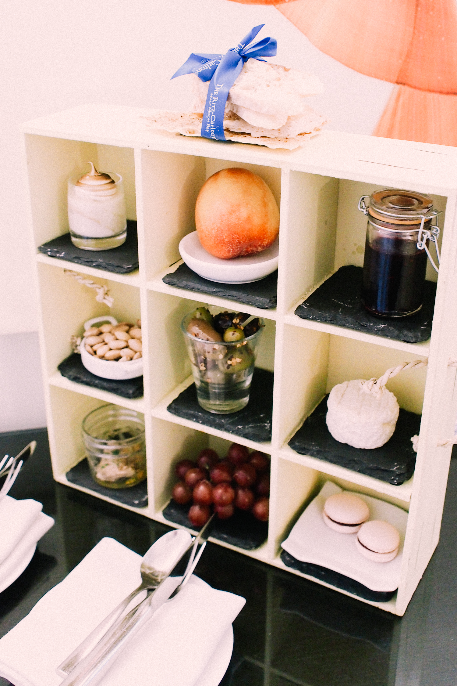 Such a cute idea for a welcome amenity at The Ritz | A Fabulous Fete