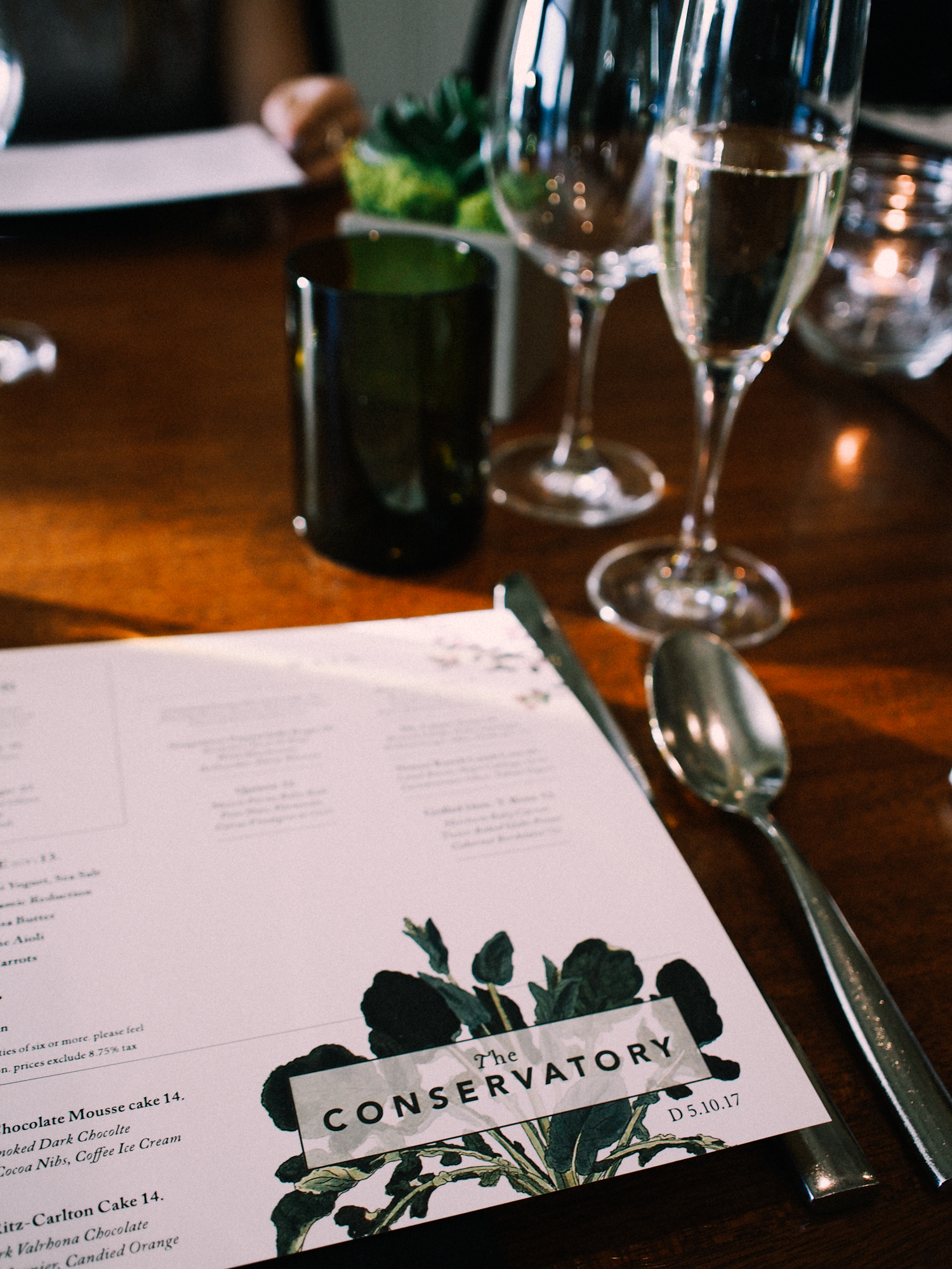Locally sourced ingredients at this amazing restaurant | A Fabulous Fete