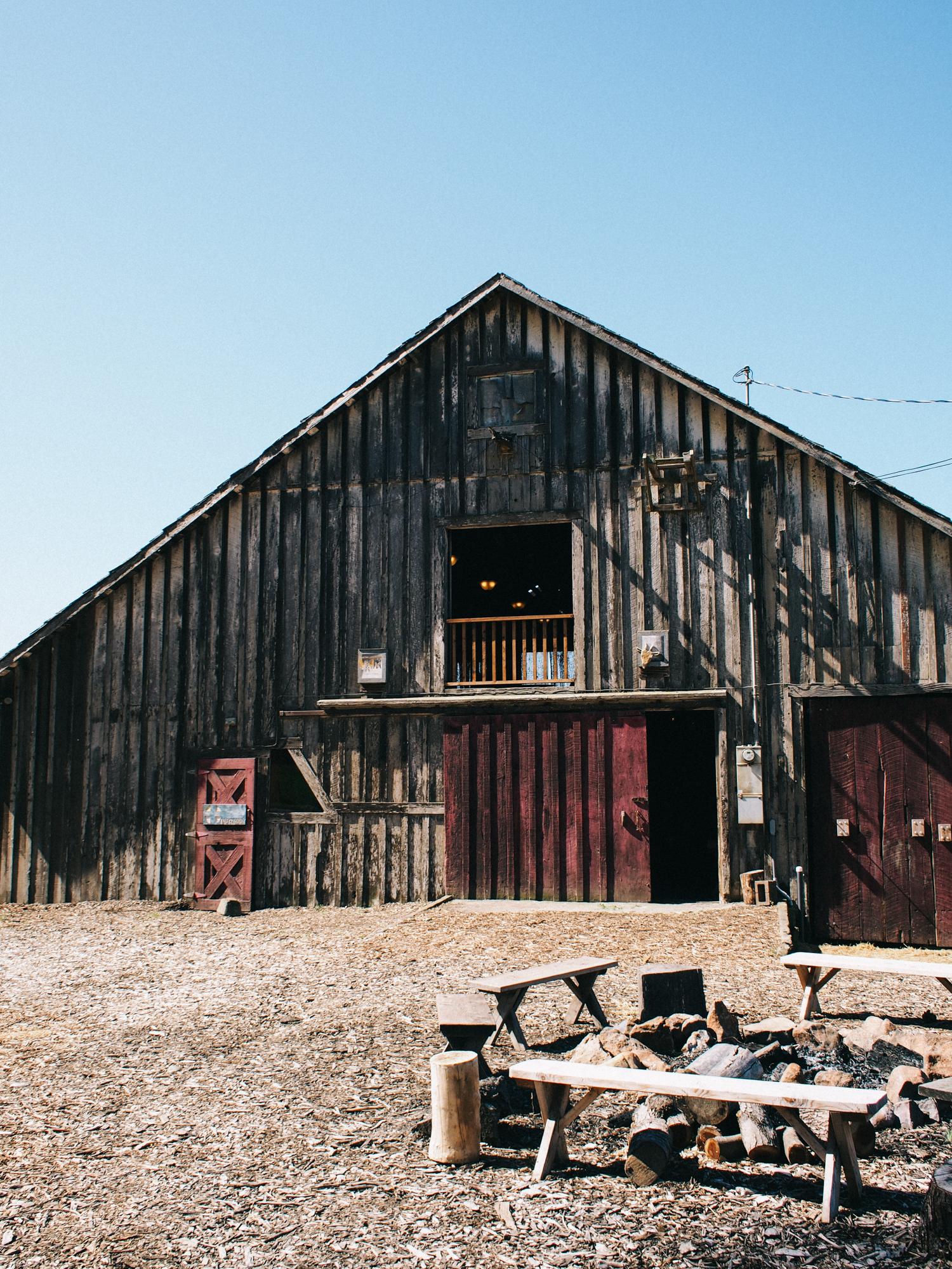 Harley Farms in Half Moon Bay | A Fabulous Fete