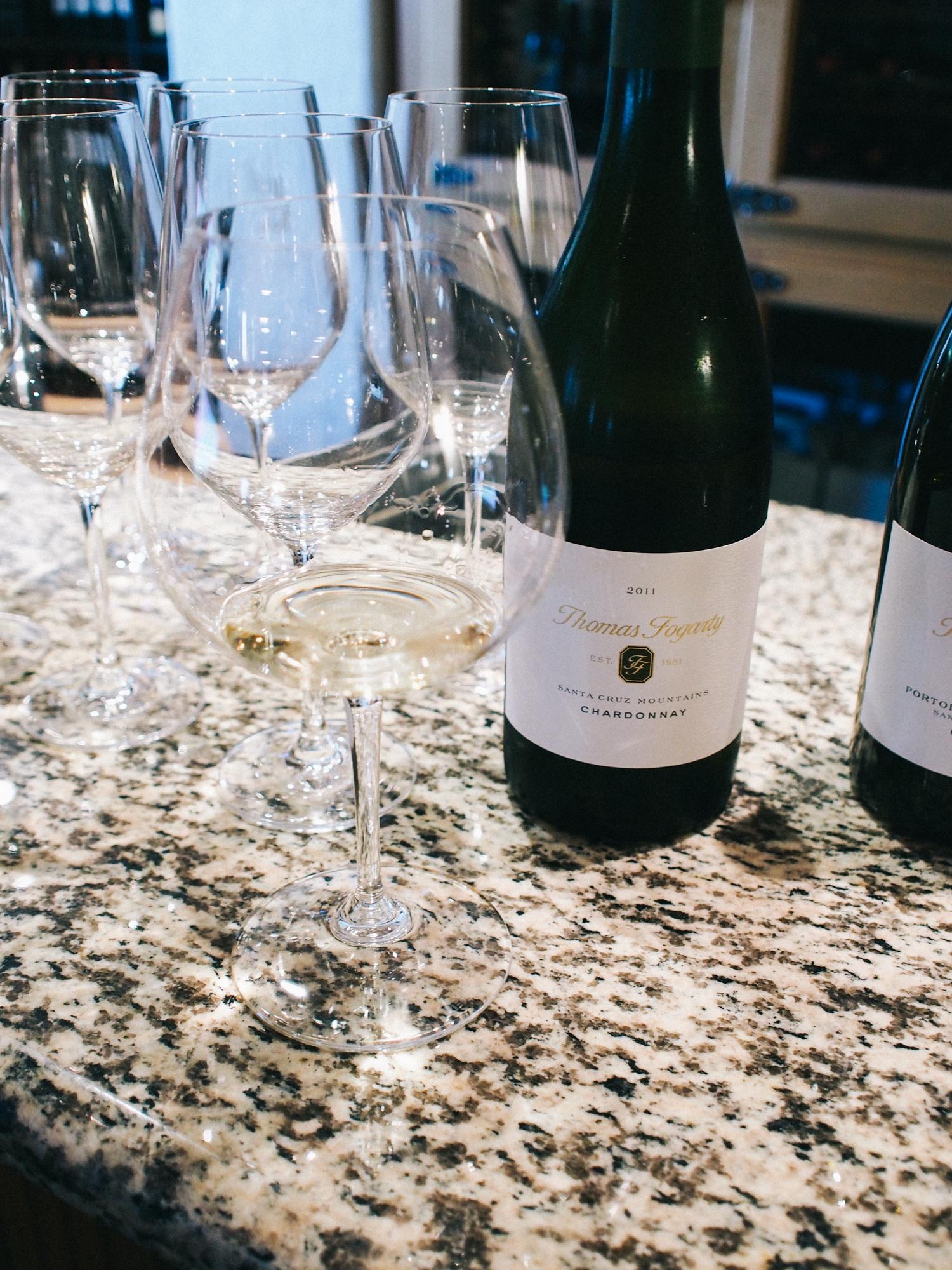 Thomas Fogarty winery visit | A Fabulous Fete