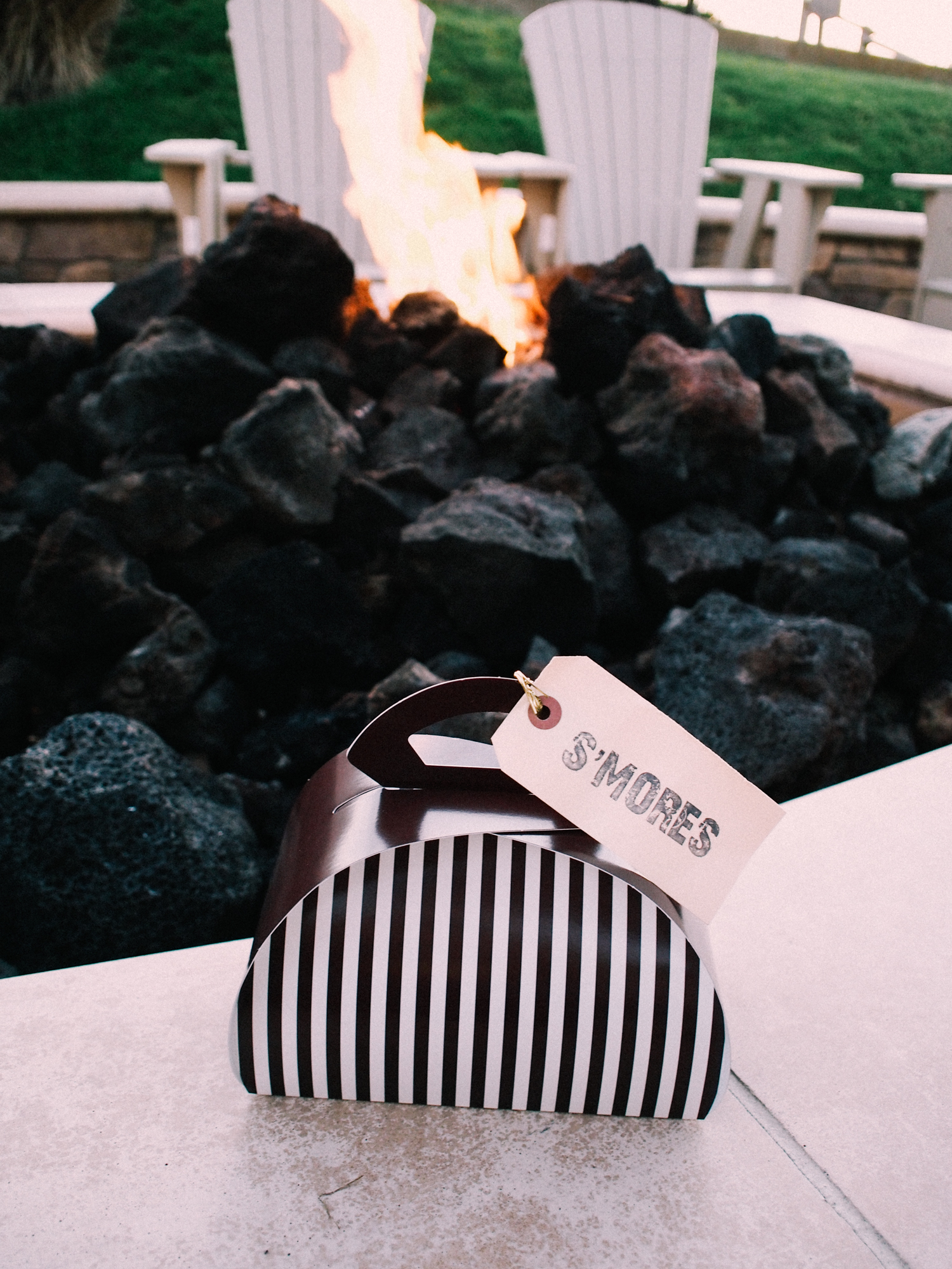 S'mores kits at The Ritz | A Fabulous Fete