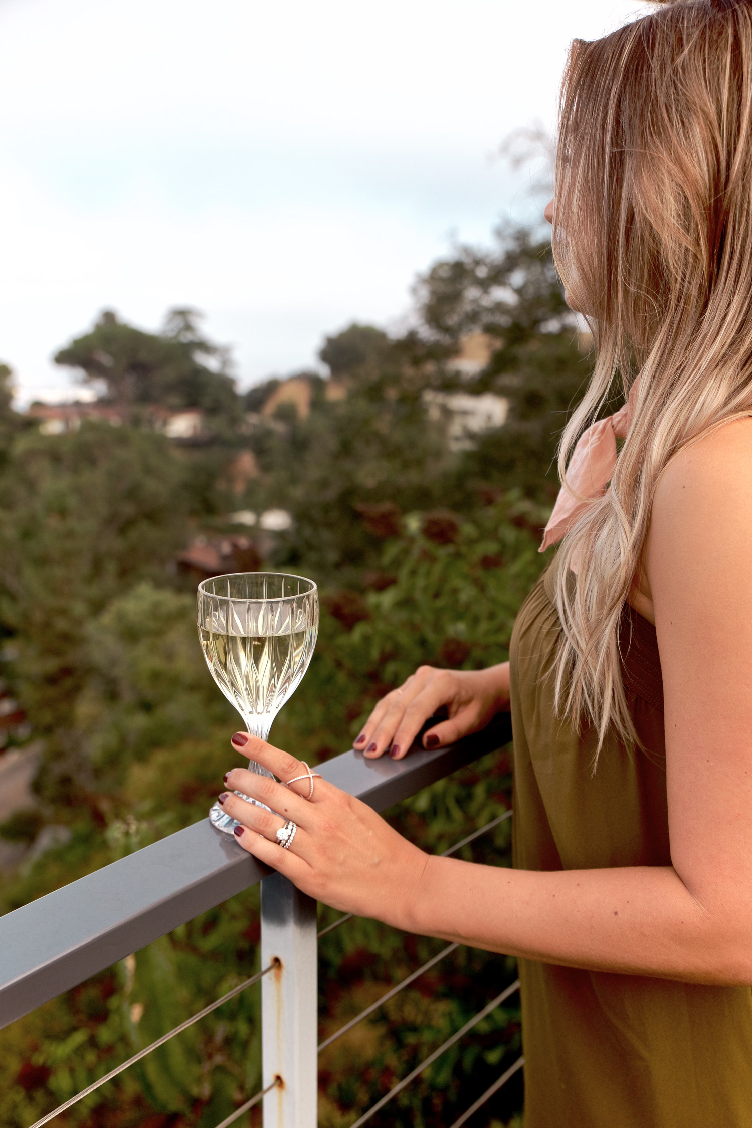 Hollywood Hills view | A Fabulous Fete
