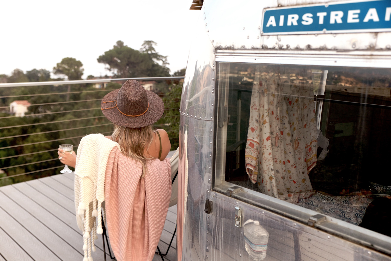 Airstream camping | A Fabulous Fete