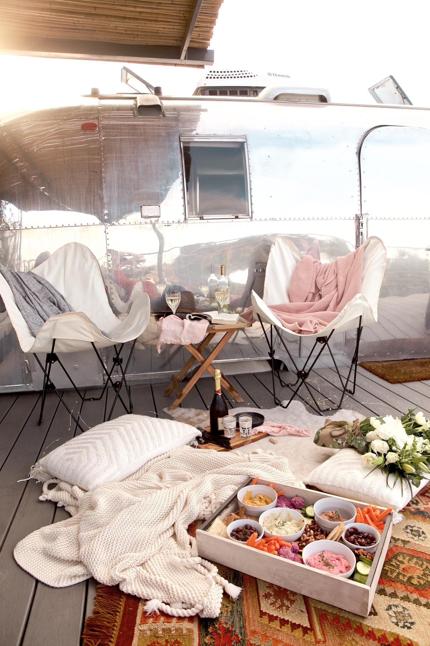 Airstream getaway | A Fabulous Fete