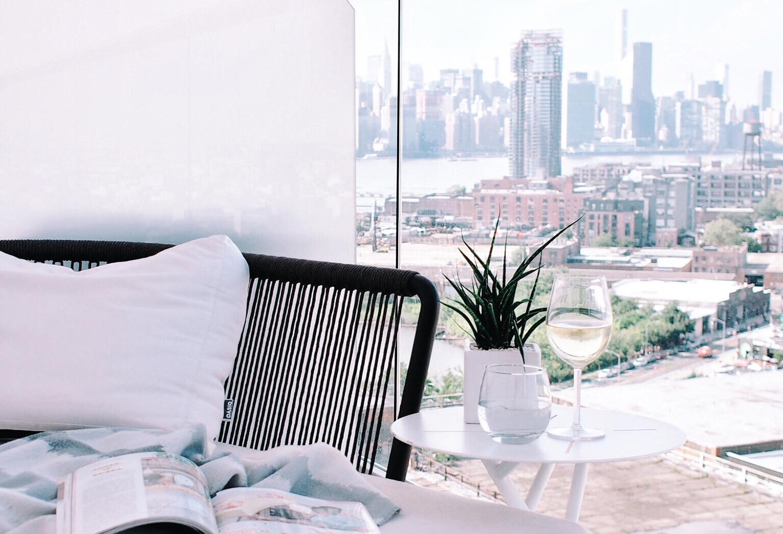 Balcony Views in Brooklyn | A Fabulous Fete