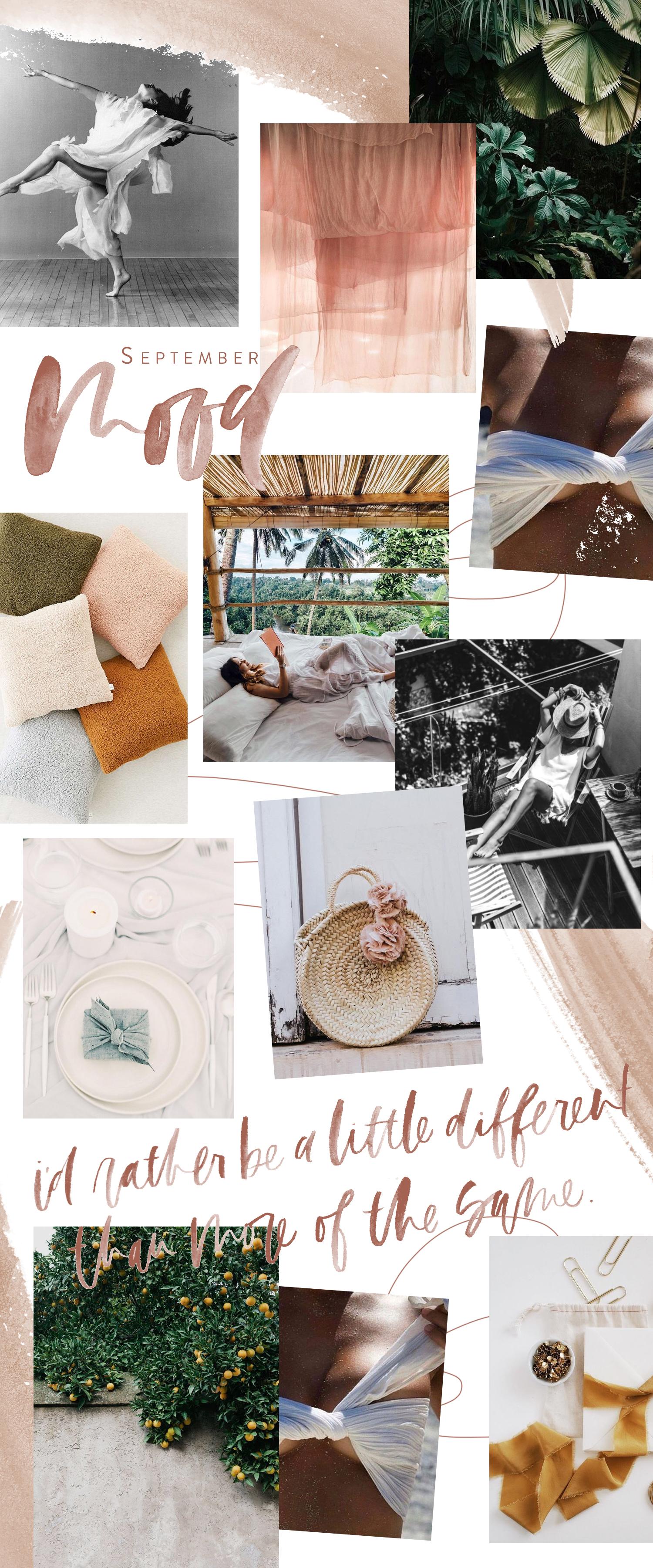 September Moodboard | A Fabulous Fete