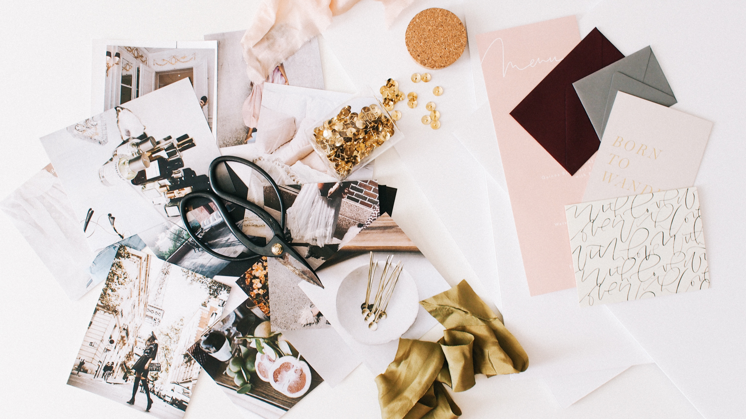 How I create moodboards for new projects | A Fabulous Fete