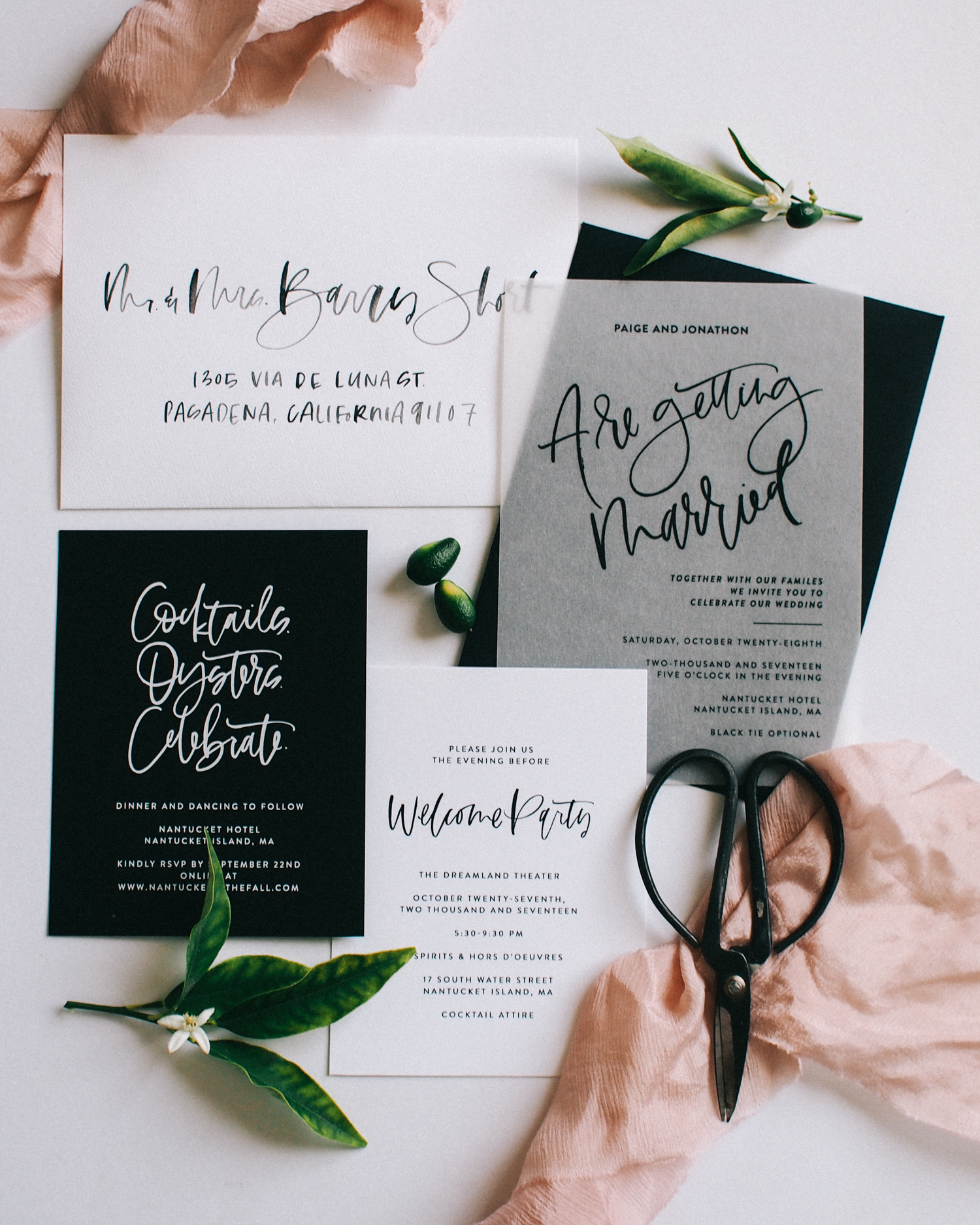 Digitally Printed Suite | A Fabulous Fete
