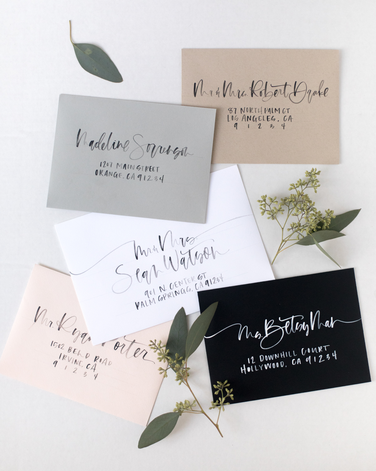 Envelope Addressing | Starts at $225