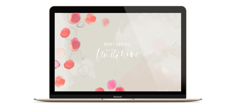 January Free Desktop Download   A Fabulous Fete
