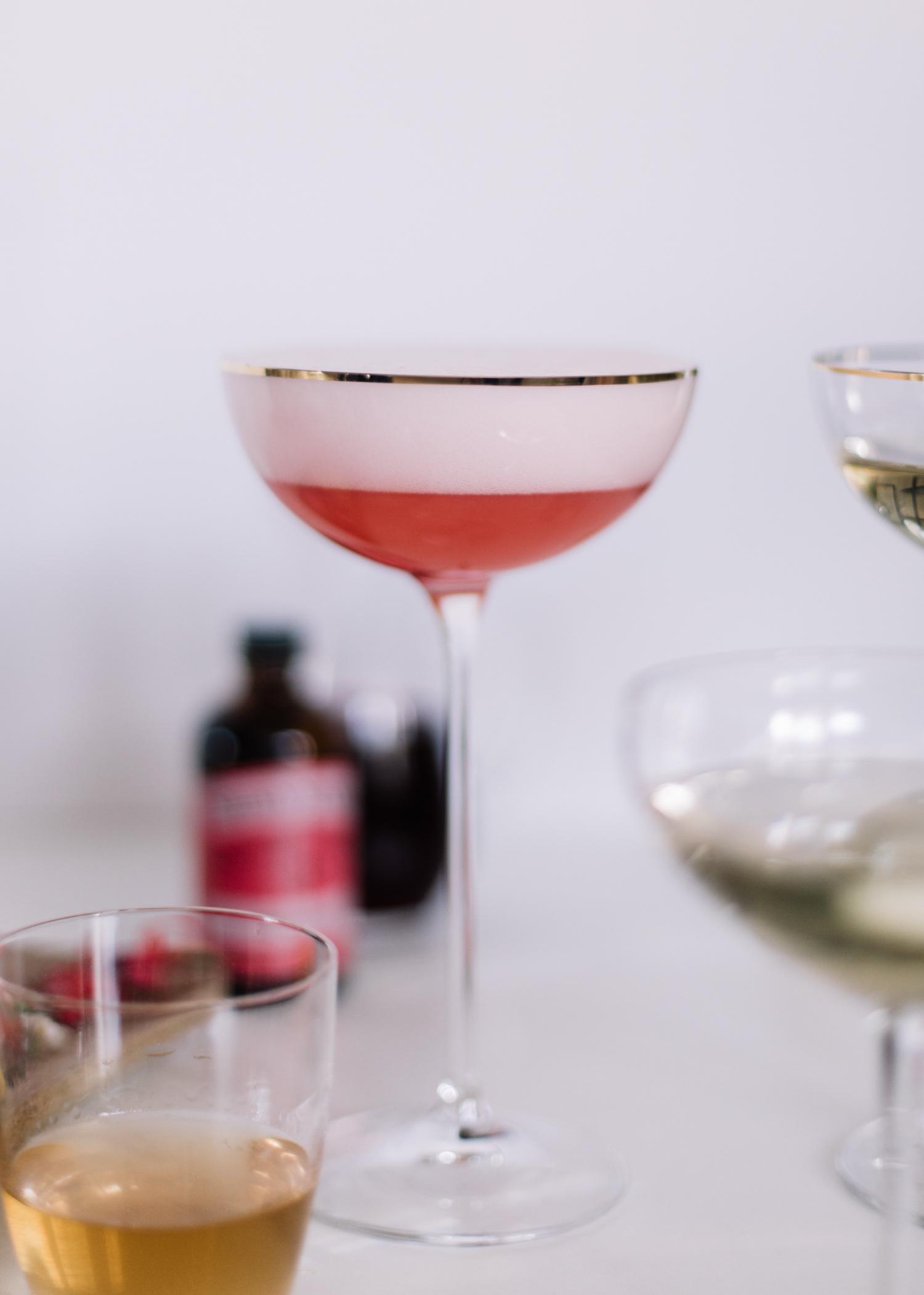 Floral Cocktail Recipe | A Fabulous Fete