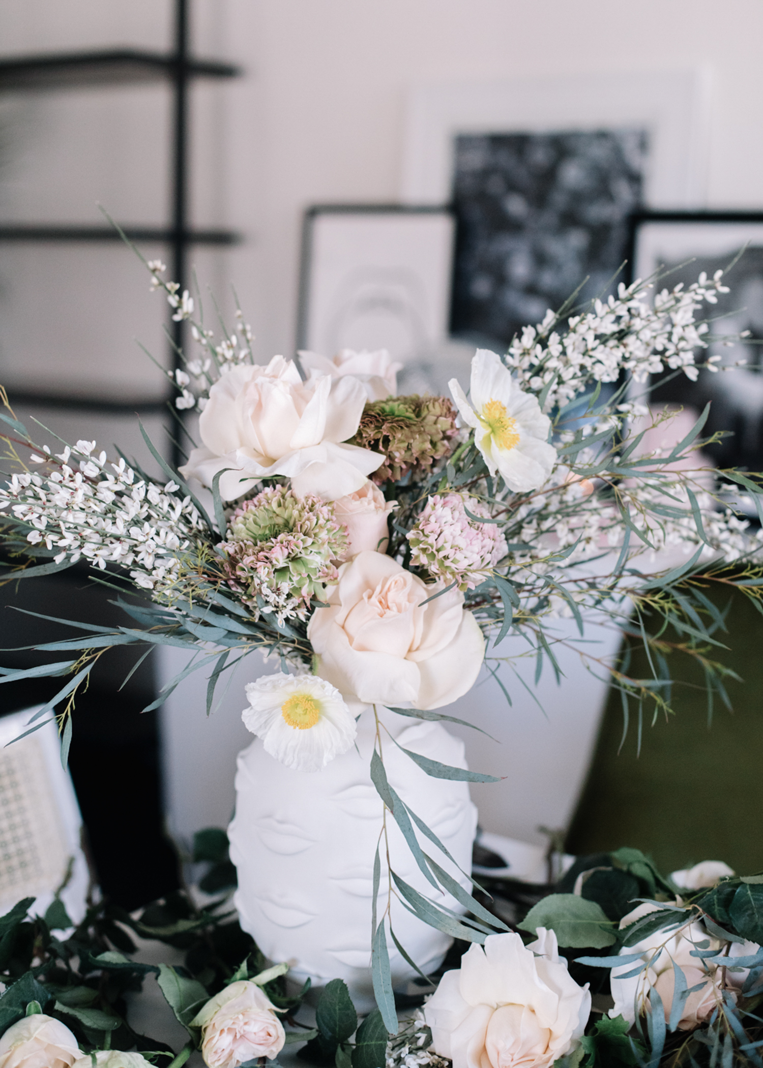 Easy DIY Floral Arrangement | A Fabulous Fete