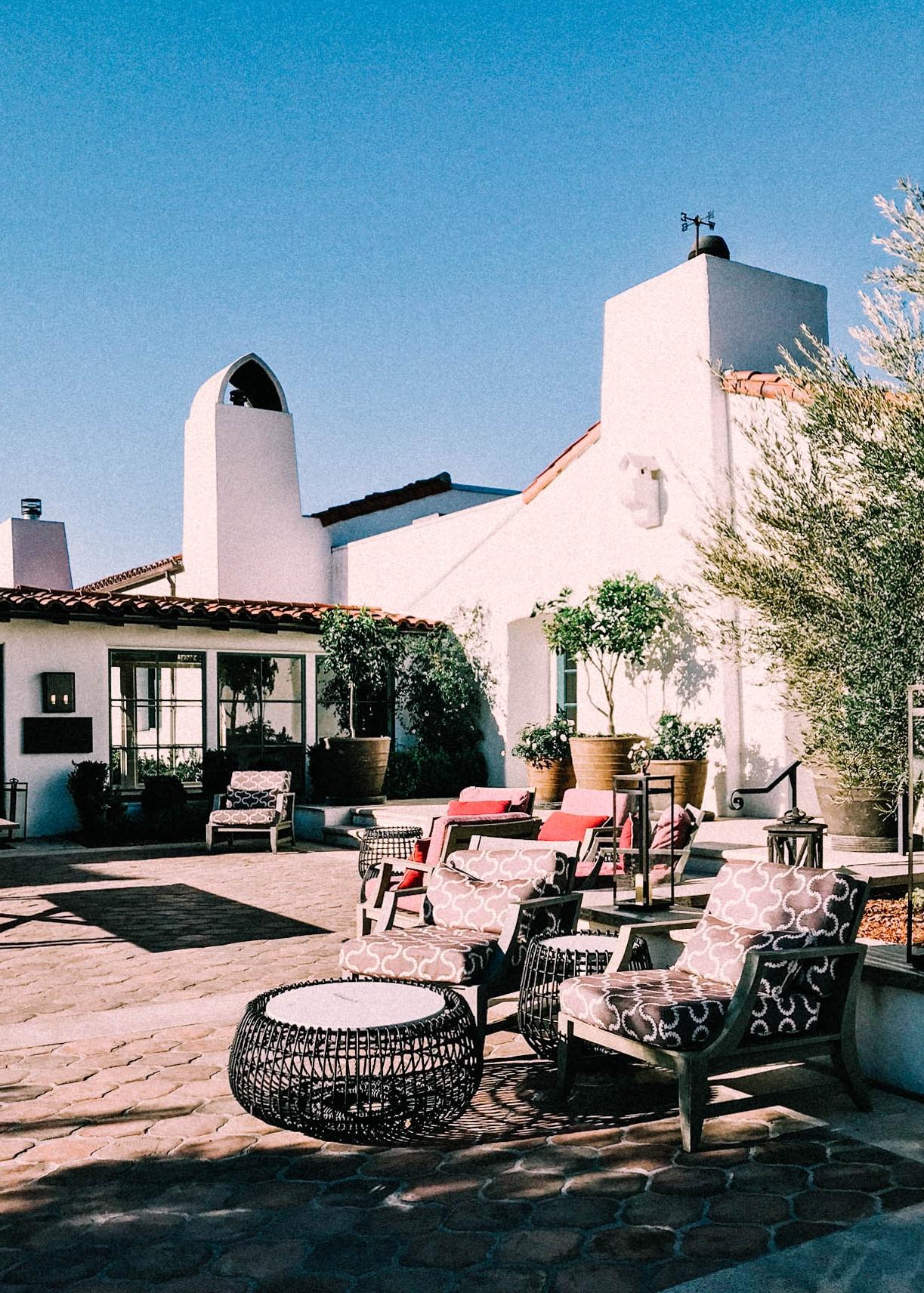 Ojai Valley Inn | A Fabulous Fete