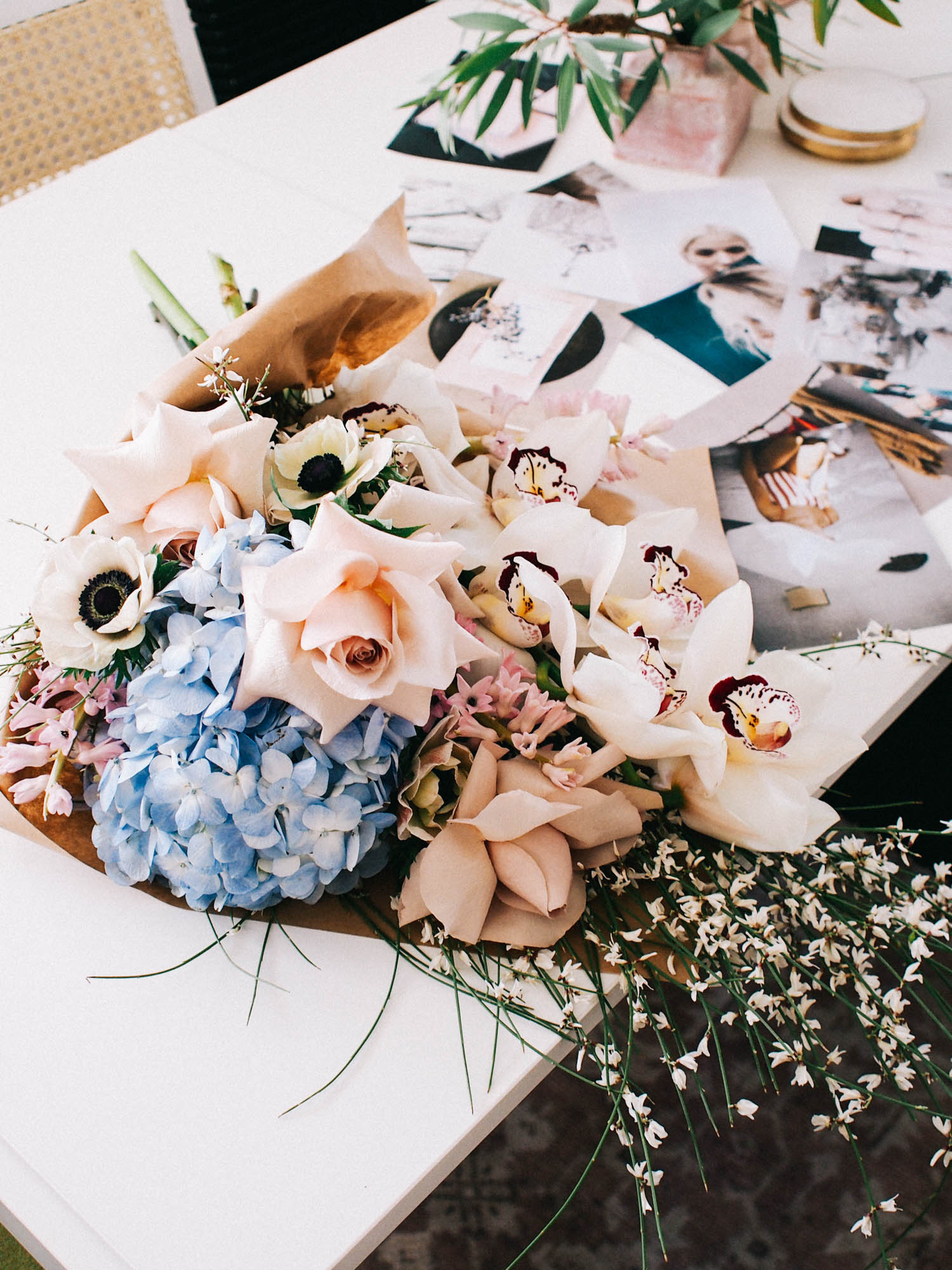 A Day in the life // Sourcing flowers and props for shoots | A Fabulous Fete