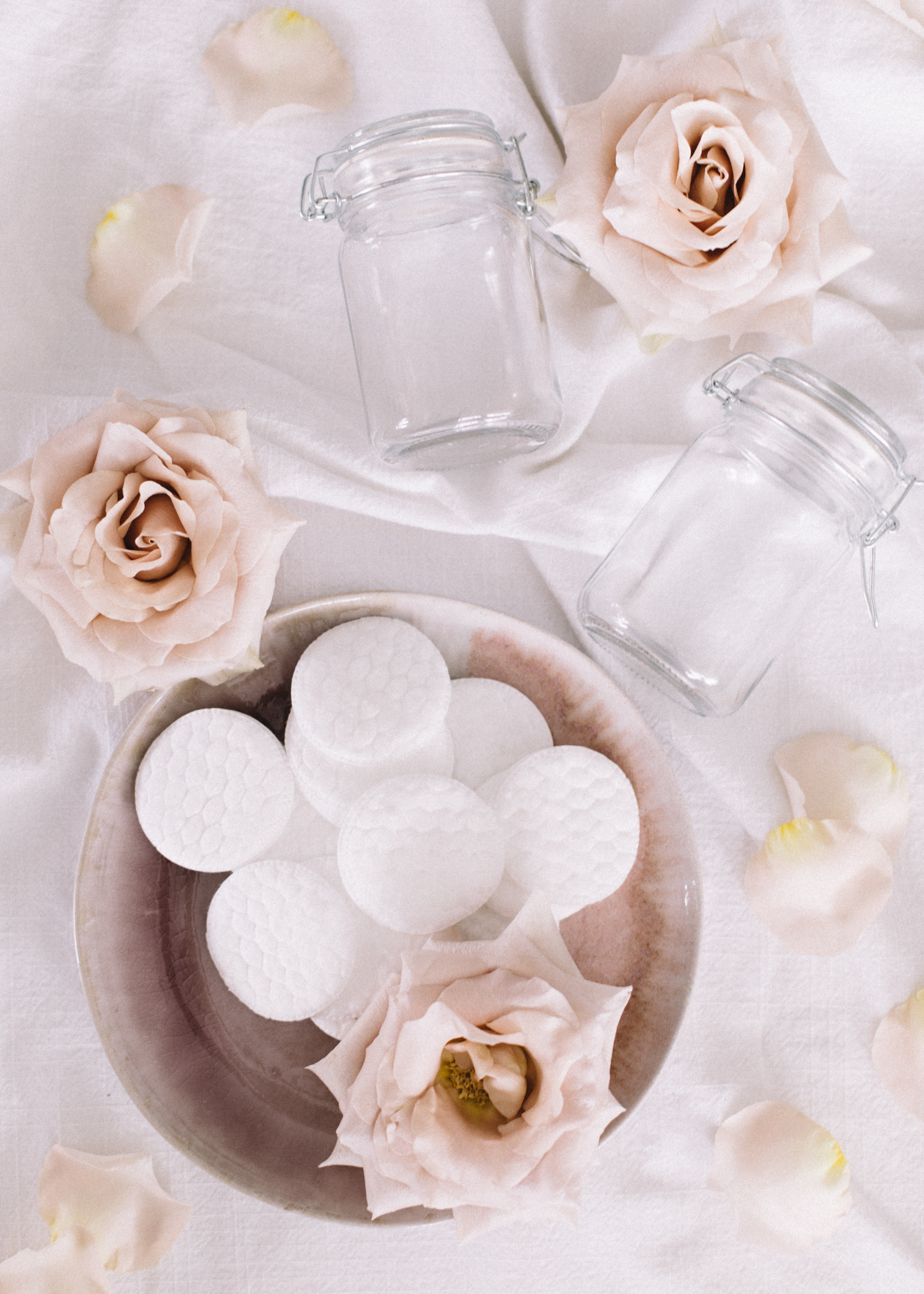 DIY Rose Toner | A Fabulous Fete