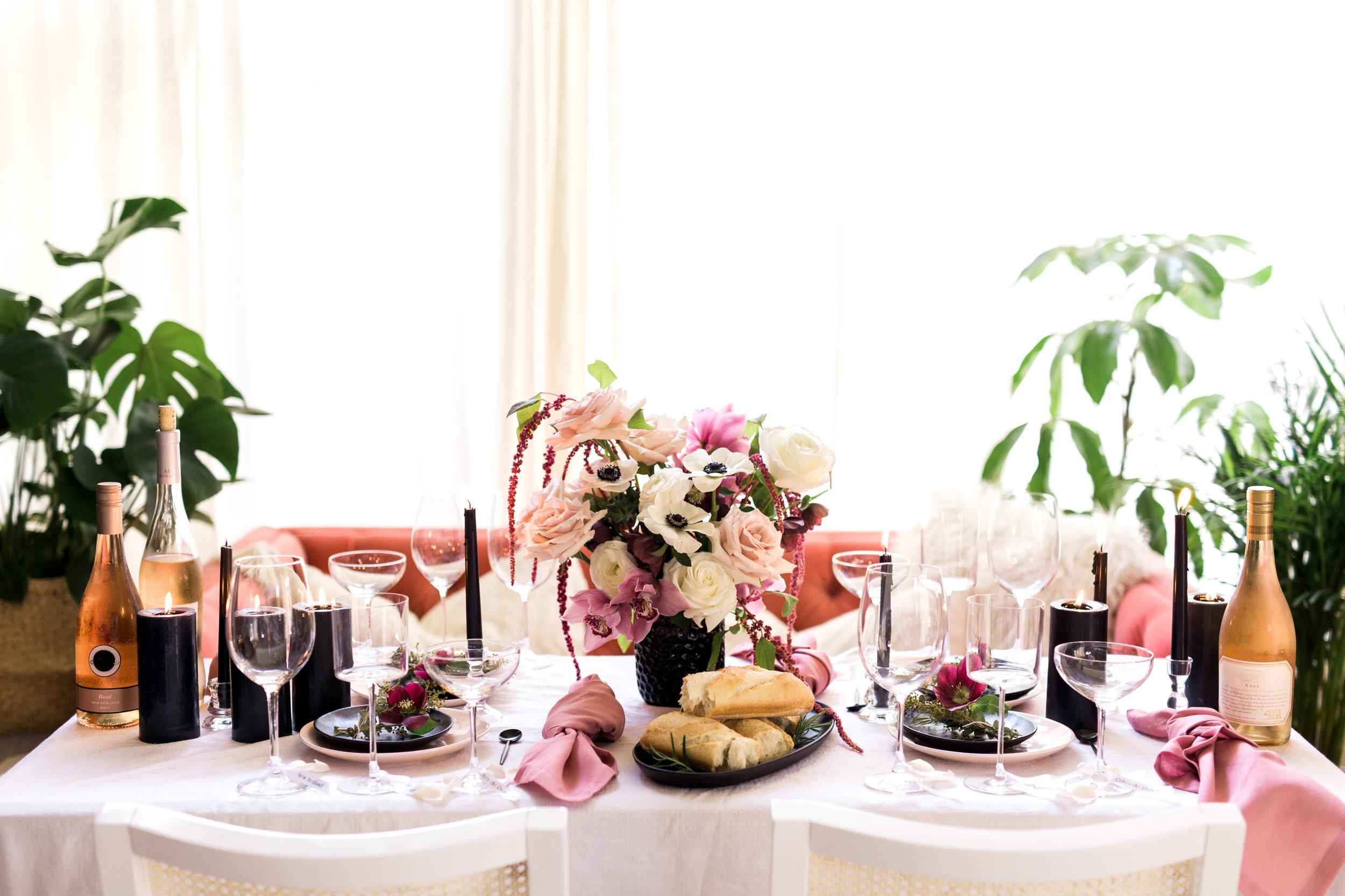 Host a wine tasting | A Fabulous Fete