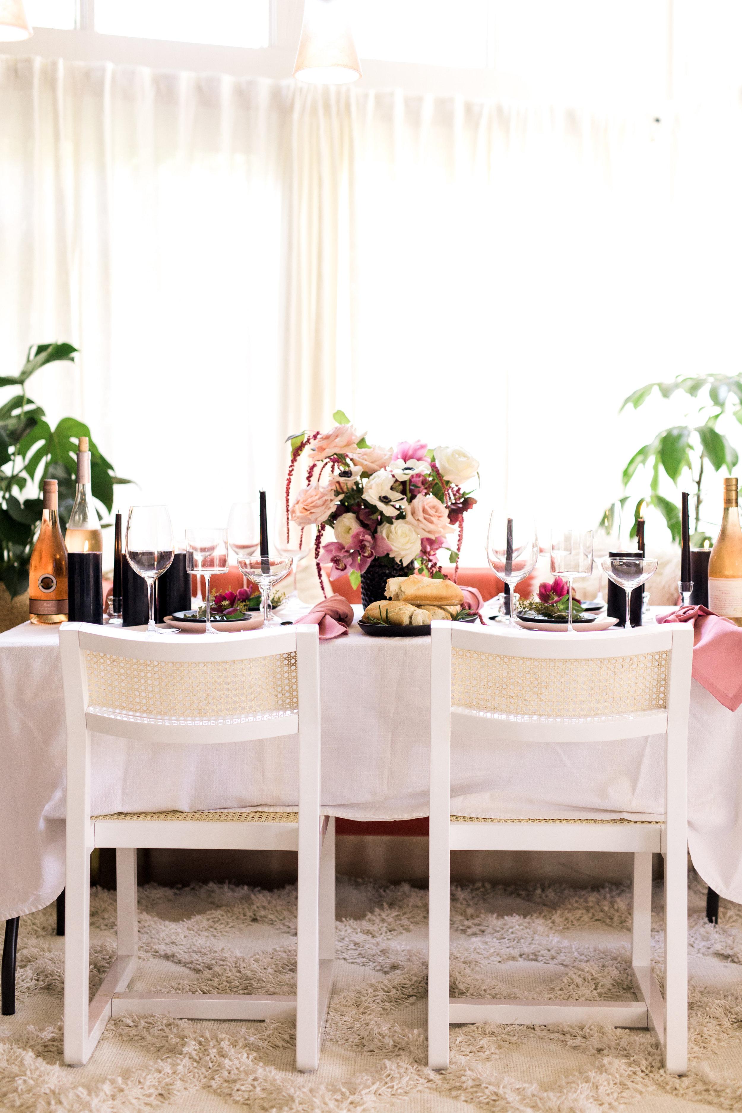 DIY Rose Tasting | A Fabulous Fete