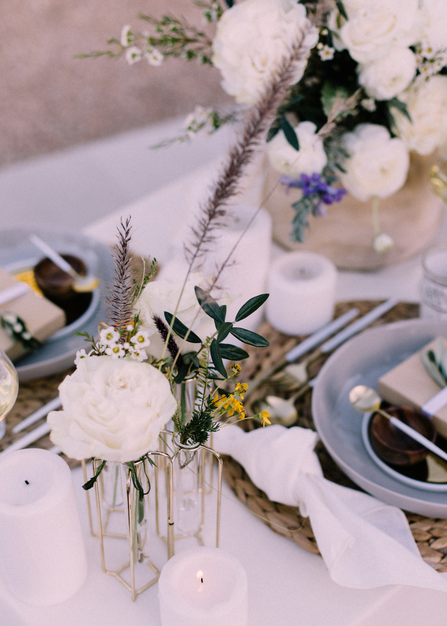 A Spring Desert Party | A Fabulous Fete