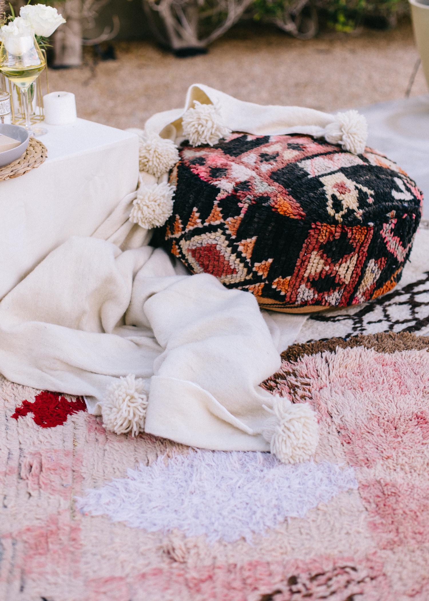 Desert Tablescape | A Fabulous Fete