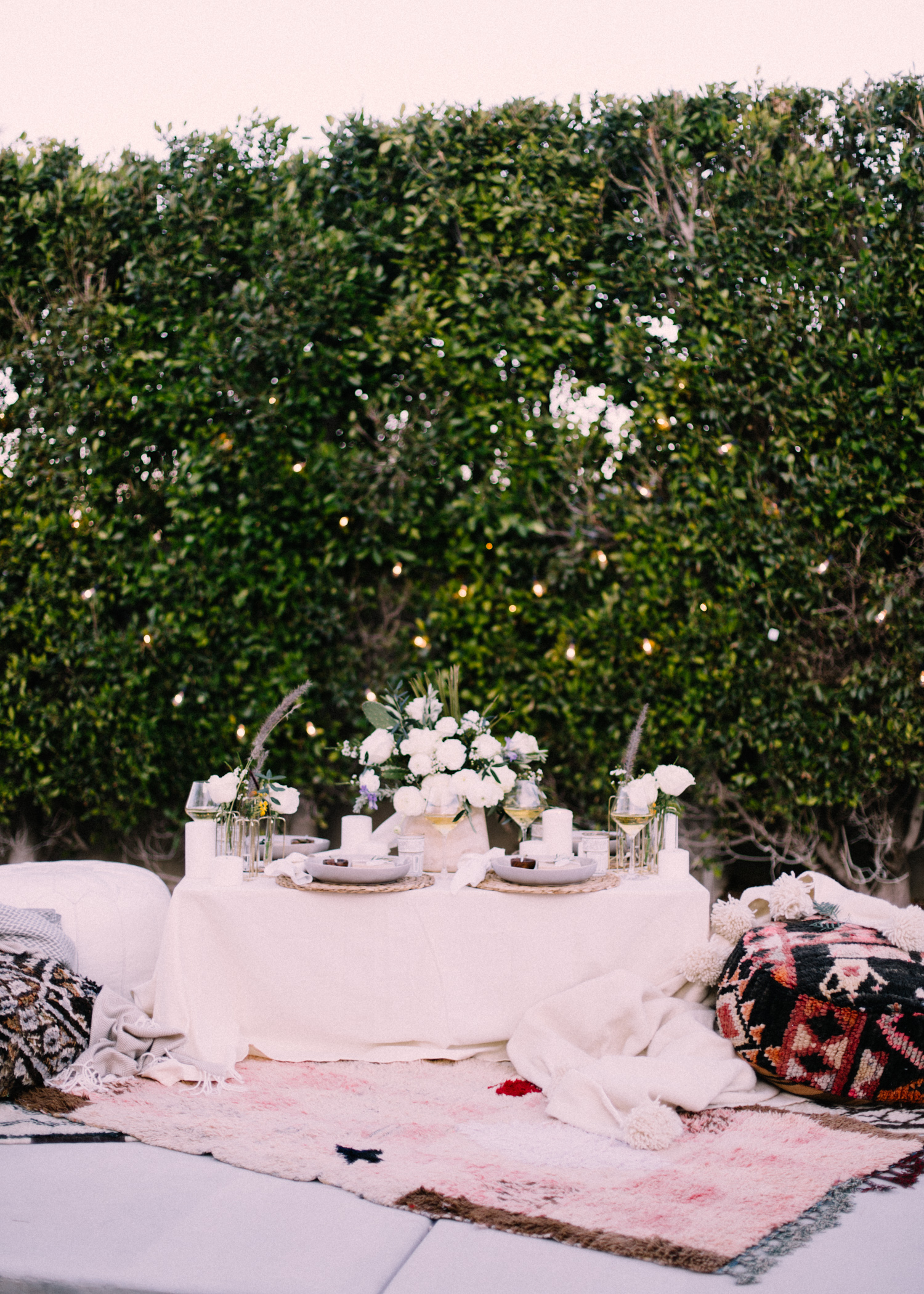 Palm Springs Dinner Gathering | A Fabulous Fete