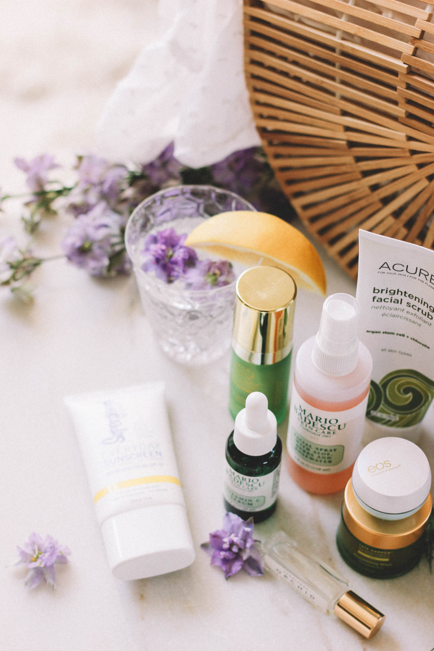 How I take care of my skin during and after summer travel | A Fabulous Fete