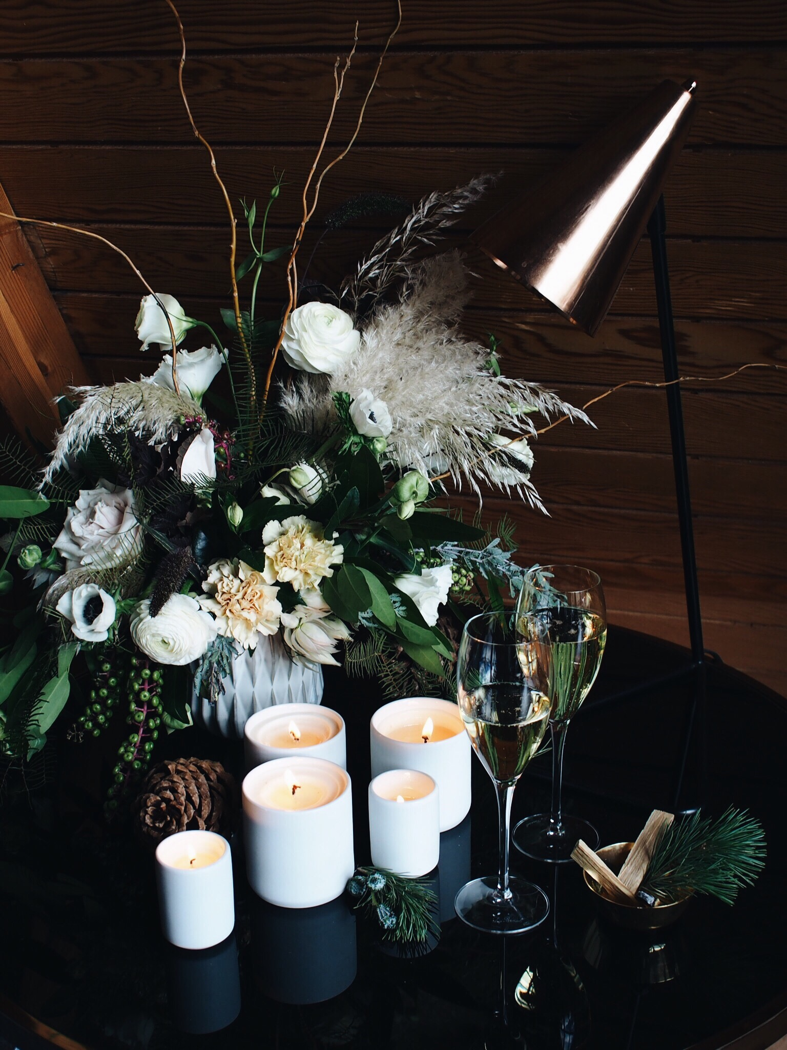 Fall Floral Arrangement | A Fabulous Fete