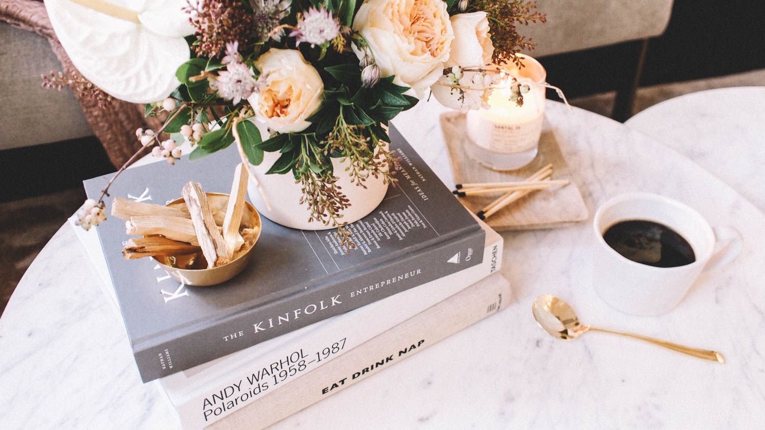 The Best Coffee Table Books | A Fabulous Fete