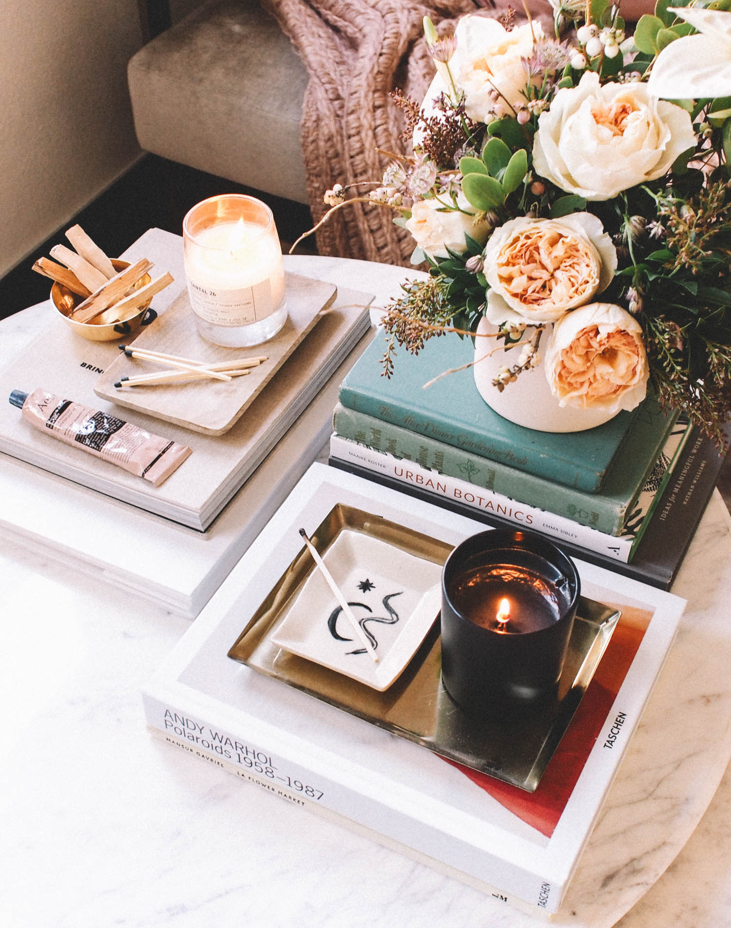 Coffee Table Style | A Fabulous Fete