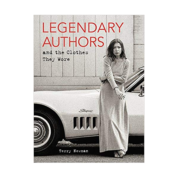Legendary Authors and the Clothes They Wore - $16.49 on Amazon